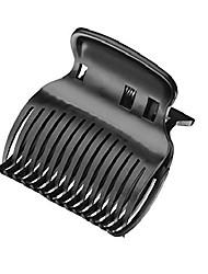 cheap -hot roller super clips, black