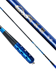 cheap -Fishing Rod Casting Rod 360,450,540,630,720 cm Carbon Portable Telescopic Heavy (H) Sea Fishing