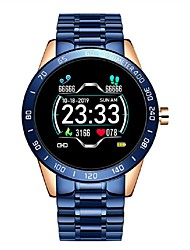 cheap -Stainless Steel Sport Smartwatch Support Heart Rate Measurement/ Notify Compitable with IOS/Android Phones