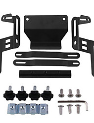 cheap -Daytona V-STROM250 (17-19) 96659 Motorcycle Screen Offset Bracket with Genuine Screen 25/50mm Up Diameter 0.9 x 6.1 inches (22.2 x 155 mm) Bar Holder Included