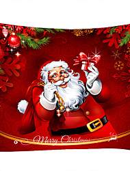cheap -Christmas Weihnachten Santa Claus Wall Tapestry Art Decor Blanket Curtain Picnic Tablecloth Hanging Home Bedroom Living Room Dorm Decoration Christmas Tree Gift Cartoon Polyester