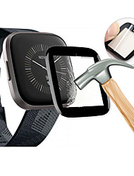 cheap -3D Protective Film Cover Tempered Glass For fitbit versa 2 versa Smart Watch Full Screen Protector