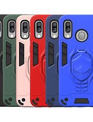 cheap -Phone Case For Samsung Galaxy A10 A20 A30 A40 A50 A70 Shockproof with Stand Back Cover Armor PC