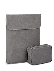 cheap -Laptop Sleeve Case With Carrying Bag Waterproof PU Leather