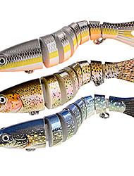cheap -1 pcs Fishing Lures Fishing Bait Hard Bait Sinking Bass Trout Pike General Fishing