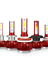 cheap -2PCS LED 3800LM Mini Car Headlight Bulbs K1-H1-H7-H11-9005-9006 Auto Lamps 6000K IP68 Waterproof