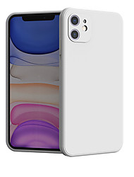 cheap -Silicone Case For IPhone 7 8 Plus Soft TPU Back Cover For IPhone X XS 11 Pro Max XR 6 6S Plus SE 2020 Case Shell