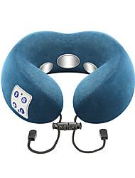 cheap -Cervical Massager U-Shaped Pillow Intelligent Knead Neck Massage Instrument Infrared Heating Health Care Massager