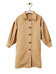 povoljno -Djeca Djevojčice Osnovni Jednobojni Dugih rukava Bluza Žutomrk