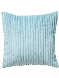 cheap -1 Pc Super Soft Velvet Pillow Covers Square Decorative Solid Color Pillowcase for Bed Couch Sofa Bench, 18 x 18 inch (45 cm)