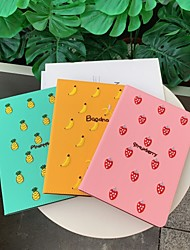 cheap -Case For Apple iPad Pro 11  Ipad Pro 11 inches 2020 with Stand Flip Full Body Cases PU Leather TPU Protective Stand Cover Pattern cute lovely fruit pineapple banana strawberry Textile
