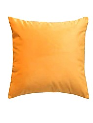 cheap -1 Pc Super Soft Velvet Pillow Covers Square Decorative Pillowcase for Bed Couch Sofa Bench Solid Color