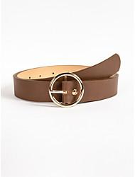 cheap -Women's Work / Active Waist Belt - Solid Colored