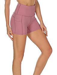 رخيصةأون -تجريب تشغيل شورت للنساء - ممارسة اليوغا السراويل الرياضية capris& # 40 ؛ م ، حجاب الوردي& # 41 ؛