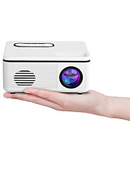 cheap -H88 Projector LED 3D 480P Support Haut-Parleur TF HDMI USB Mini Media Player