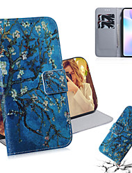 cheap -Case For Xiaomi Redmi Note 9 10 Lite 8T K30 9Pro 9S 9 Pro Max Redmi 9 10X Pro 5G 10X 5G 10X 4G 9A 9C Card Holder Flip  Pattern Full Body Cases Animal PU Leather