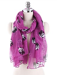 cheap -Women's Active Rectangle Scarf - Print