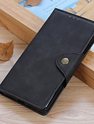 cheap -Case For Google Google Pixel 3a XL Google Pixel 3a Google Pixel 4a Pixel 4 Pixel 4XL Card Holder Flip Full Body Cases Solid Colored PU Leather