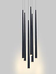 cheap -6-Light Modern Chandelier Light Hanging Lamp Stair Lighting LED for Dinning Room Office Living Room Adjustable Creative 110-120V / 220-240V Warm White / White/ 6 Lights