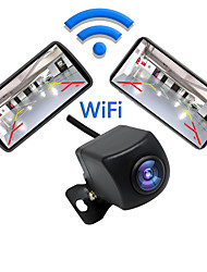cheap -WiFi Wireless Backup Camera for iPhone and Android Ultra Strong Signal Smooth Video Image Never Freezing Clear Picture Suitable for Cars SUVs Pickups MPVs Easy to Install