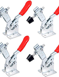 cheap -Quick Clamp GH-201B Horizontal Toggle Release Tool Holding 90Kg/198Lbs for Machine Operation Hand Tools