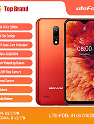 "cheap -Ulefone note 8p 5.5 inch "" 4G Smartphone ( 2GB + 16GB MediaTek MT6737 2700 mAh mAh )"