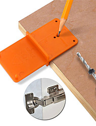 cheap -35mm Woodworking Punch Hinge Drill Hole Opener Locator Guide Drill Bit Hole Tools Door Cabinets DIY Template Woodworking Tool