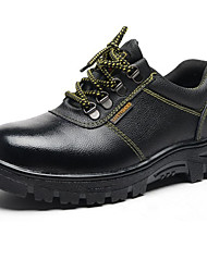 cheap -Safety Protection Of Labor Protection Shoes Anti Smashing Anti Piercing And High Temperature Resistance Of Welding Shoes