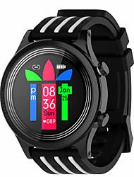 cheap -E50 Smart Watch men Women Waterproof IP68 Weather display Smartwatch Sports Watch Heart rate blood pressure blood health tracker