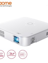cheap -P150 HD Mini Projector Mobile phone wifi with the same screen micro portable projector home office