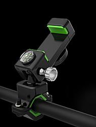 cheap -Bike Phone Mount Adjustable / Retractable Non-Skid 360 Rotating for Road Bike Mountain Bike MTB Folding Bike Plastic & Metal ABS+PC Cycling Bicycle Black Black / Green 1 pcs