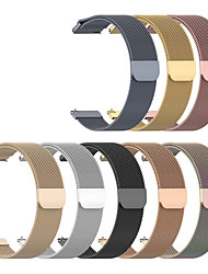 cheap -Stainless Steel Watch Band Strap for Samsung Galaxy Watch 3 41mm 23cm / 9 Inches 2cm / 0.8 Inches