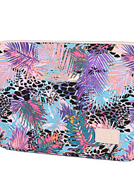 cheap -11.6 Inch Laptop / 12 Inch Laptop / 13.3 Inch Laptop Sleeve / Tablet Cases Polyester Mixed Color / Leopard Print for Men for Women for Business Office Waterpoof Shock Proof