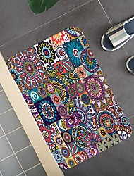 cheap -Creative 3d Printing Multicolored Floor Field Hallway Carpet And Rugs For Bedroom Living Room Carpet Kitchen Bathroom Anti-slip Floor Mats