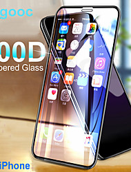 cheap -200D Curved Protective Tempered Glass For iPhone X XS 11 Pro Xs Max XR Glass Screen Protector on iPhone 7 8 6 6S Plus Glass Film
