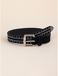 cheap -Women's Party / Active Waist Belt - Solid Colored