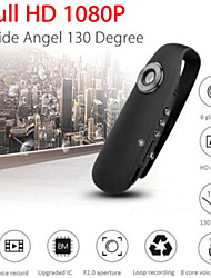 cheap -HD 1080P Mini Camcorder Dash Cam Police Body Motorcycle Bike Motion Camera Motion Detection Portable Built-in Magnet Camera