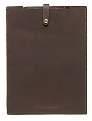 cheap -Case For Apple iPad 10.2''(2019) / iPad Pro 10.5 / Ipad air3 10.5' 2019 Card Holder / Shockproof / Flip Full Body Cases Solid Colored Genuine Leather