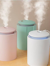 cheap -260ml USB Portable Air Humidifier Diffuser Aroma Ultrasonic With LED Light Mist Maker Refresher Humidification Gifts For Home Car