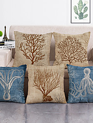 cheap -1 Set of 6 Pcs Throw Pillow Covers Modern Decorative Throw Pillow Case Cushion Case for Room Bedroom Room Sofa Chair Car,18*18 Inch 45*45cm