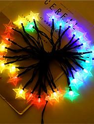 cheap -12M 100LEDs Solar LED Star String Lights Fairy String Lights Outdoor Waterproof 8 Functions Wedding Garden Lawn Christmas Decoration Solar Lights