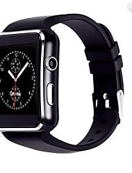 cheap -Indear X6 Men Women Smartwatch Android iOS Bluetooth 2G Waterproof Touch Screen Sports Calories Burned Hands-Free Calls Timer Stopwatch Pedometer Call Reminder Activity Tracker / Sleep Tracker