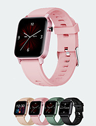 cheap -M2 smart watch women Bracelet IP68 Waterproof 1.4 Inch Full Touch Screen Sport Fitness Tracker Music Camera Control Compatible IOS/Android Phones