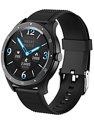 cheap -JSBP HS6 Smart Watch BT Fitness Tracker Support Notify Full Touch Screen/Heart Rate Monitor Sport Stainless Steel Bluetooth Smartwatch Compatible IOS/Android Phones