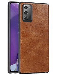 cheap -Case For Samsung Galaxy Galaxy A01 A21 A51 M40S 4G A71 A81 A91 S10 Lite A91 A11 M11 A41 A70E A31 A51 5G A71 5G A21S Card Holder  Shockproof Flip Full Body Cases Solid Colored PU Leather