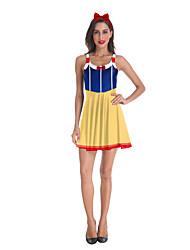 povoljno -Žene Haljina A-kroja Mini haljina - Kratkih rukava Print Print Jesen Ležerne prilike Dnevno 2020 Plava S M L XL