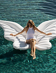 cheap -Inflatable Pool Float Water Lounge Floating PVC Summer Butterfly Angel Wings Holiday Swimming Pool Party Kid's Adults'