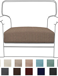 cheap -Sofa Cover Solid Colored Flocking Polyester Slipcovers