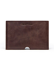 cheap -Case For Apple iPad Mini 5 4 3 2 1 Full Body Cases Solid Colored Genuine Leather vintage soft smooth handle Ultra-thin