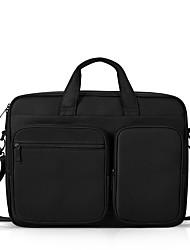 cheap -10 Inch Laptop / 11.6 Inch Laptop / 12 Inch Laptop Sleeve / Shoulder Messenger Bag / Briefcase Handbags Nylon Fiber Solid Color / Classic for Business Office Unisex Waterpoof Shock Proof